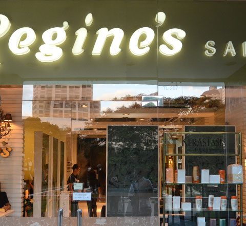 Regine's Salon Makati