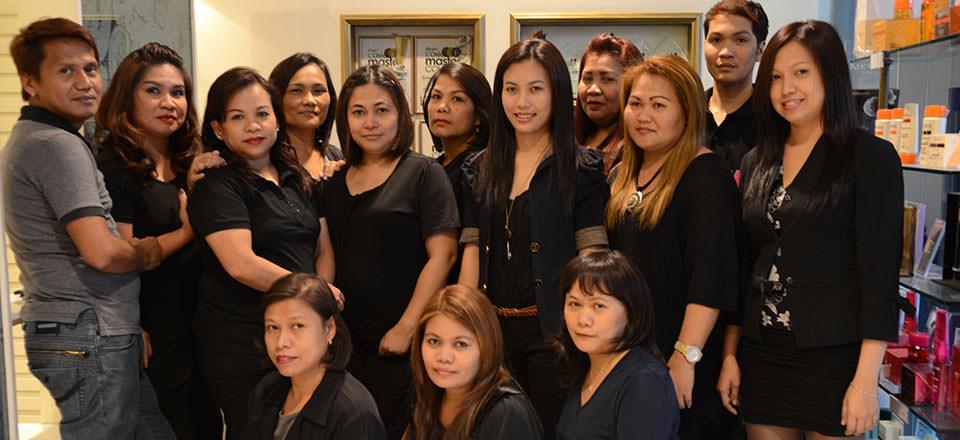The Regine's Salon Team